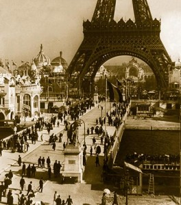 Paris World Fair Exhibition, 1900