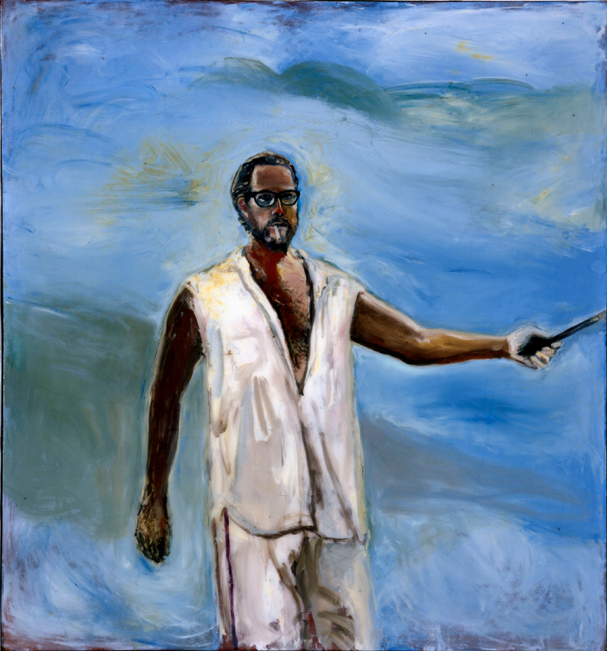 Julian Schnabel The Walk Home
