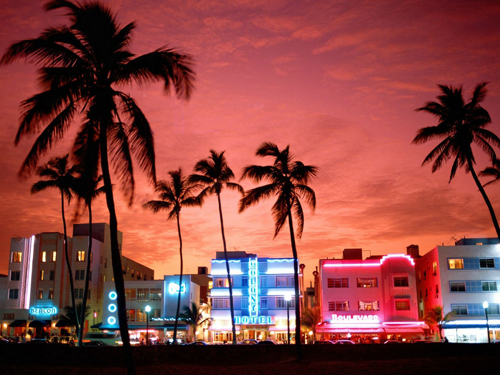 This Maimi Beach Night From Miami Real Estate Inc Picture