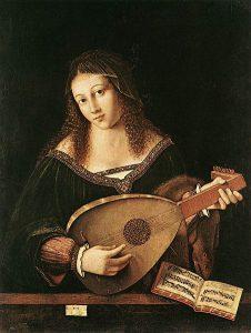 bartolomeo_veneto_woman_playing_a_lute