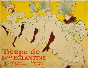 Mademoiselle Églantine's Troupe 1